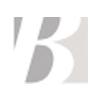 BergHOFF Gourmet flexibilis csontozókés, 15 cm