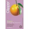 Clipper bio koffeinmentes tea narancs-kokusz 20 filter