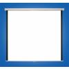 VICTORIA Vetítővászon, fali, rolós, 1:1, 155x160 cm, VICTORIA