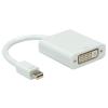ROLINE Mini DisplayPort-DVI M/F átalakító