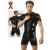 Latex minioverall férfiaknak