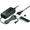 Goobay Laptop tápegység, 5V/6V/7.5V/9V/12V/13.5V/15V / 3000 mA 36 W, goobay NTS 5-15