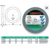 Verto VERTO Köszörűkorong 61H605 150 mm 2db
