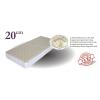 Best Dream Wools vákummatrac (120x200 cm)