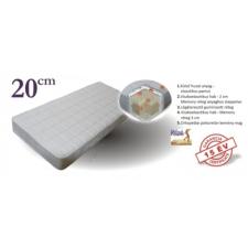 Best Dream Memory Duet vákuum matrac (150x200 cm) ágy és ágykellék
