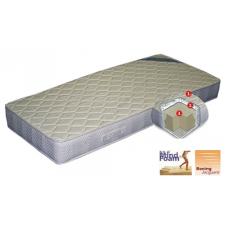 Best Dream Memory Comfort vákuum matrac (130x200 cm) ágy és ágykellék