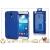 V7 Samsung i9500 Galaxy S4 hátlap - V7 Metro Anti-Slip - kék