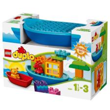 LEGO DUPLO: Építőjáték és hajó 10567 lego