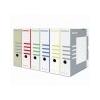 DONAU Archiváló doboz, A4, 120 mm, karton, DONAU, natúr