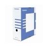 DONAU Archiváló doboz, A4, 120 mm, karton, DONAU, kék