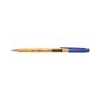 A PLUS Golyóstoll, 0,7 mm, kupakos, A PLUS, kék