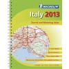 MICHELIN Olaszország atlasz - Michelin