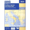 Southern Adriatic and Ionian Seas Chart M30 - Imray