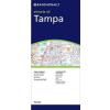 Tampa, FL térkép - Rand McNally