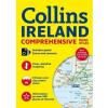 Írország atlasz (A4) - Collins