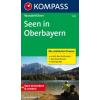 Seen in Oberbayern - Kompass WF 5442