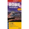 Rome and the Vatican Comfort térkép - ExpressMap