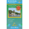 Gizi Map Kína 2. (Közép) térkép - Gizimap