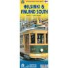 Helsinki és Dél-Finnország térkép - ITM