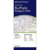 Buffalo, Niagara Falls, NY térkép - Rand McNally