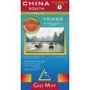 Gizi Map Kína 1. (Dél) térkép - Gizimap