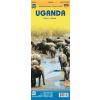 ITM Uganda térkép - ITM