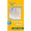 Oni - Utsera Resort - Ghebi Resort trekking térkép (No 7) - Geoland
