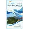 St. Kitts and Nevis térkép - Skyviews Inc