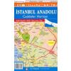 Isztambul: ázsiai oldal térkép - Yayinlari