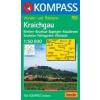 WK 768 - Kraichgau turistatérkép - KOMPASS