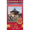 Gizi Map Kína domborzati térkép - Gizimap