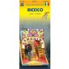 Mexikó térkép - ITM