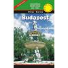 Budapest és környéke (Szentendrével) atlasz - Szarvas
