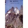 Mount Kenya térkép - West Col