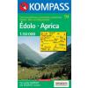 WK 94 - Édolo - Aprica turistatérkép - KOMPASS