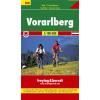 Vorarlberg kerékpártérkép - f&b RK 100