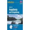 Augsburg und Umgebung kerékpártérkép - (RK-BAY15)