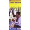 Dél-Amerika térkép - ITM