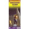 Vancouver-sziget térkép - ITM
