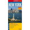 New York Comfort térkép - ExpressMap