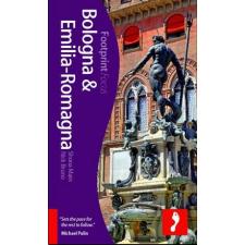 Footprint Bologna & Emilia-Romagna - Footprint idegen nyelvű könyv