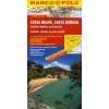 Costa Brava / Costa Dorada térkép - Marco Polo