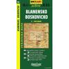 Blanensko, Boskovicko turistatérkép - SHOCart 56