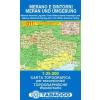 Merano e dintorni / Meran und Umgebung térkép - 011 Tabacco