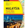 Malajzia atlasz (Szingapúr és Brunei) - Tuttles