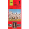 18b - Juzni Velebit III. turistatérkép - Smand
