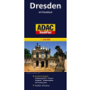 ADAC Drezda térkép - ADAC