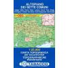 Altopiano dei Sette Comuni térkép - 050 Tabacco