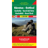 Karintia és Kelet-Tirol autótérkép - f&b OE 5