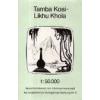 Tamba Kosi - Likhu Khola térkép (No6.) - Schneider Trekking